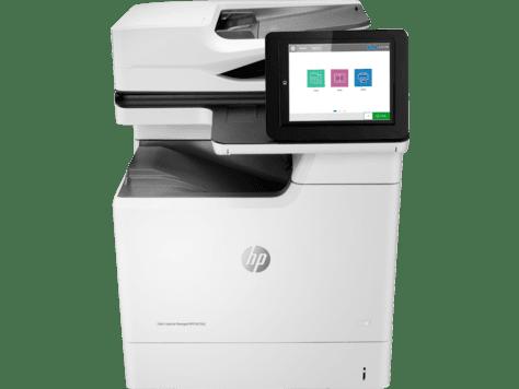 HP Color LaserJet Managed MFP E67560 Printer Drivers