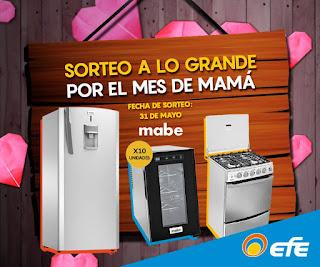 [Sorteo] Participa y gana cavas de vino, cocina y refrigeradora marca Mabe - Ideas para mamá
