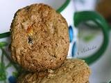 Cookies de Chocolate y Cítricos Confitados