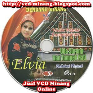 Elvia - Digantuang Indak Batali (Full Album)