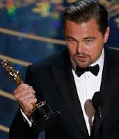 Oscar 2016 - Leonardo DiCaprio