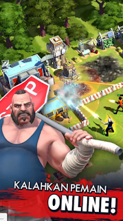 Zombie Anarchy War & Survival Mod Apk