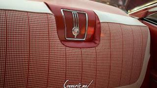 Chevrolet Impala Houndstooth Interior
