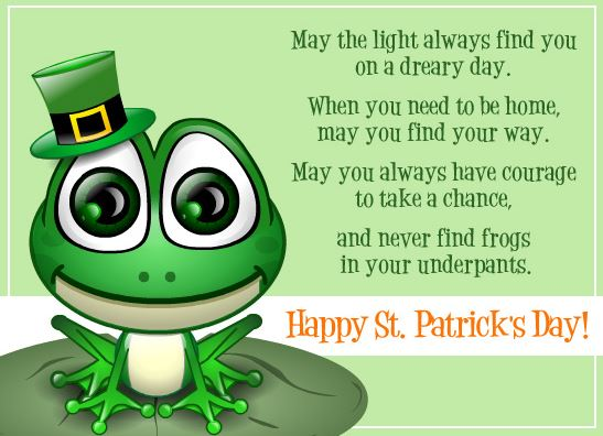 Happy St Patrick's Day Quotes Funny Pictures, Quotations ...