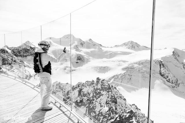 Pitztalergletscher, 3440m, höchste Konditorei österreich, pitztalergletscher oktober