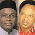 El-Rufai wants to preserve my senate seat for when he leaves office - Shehu Sani