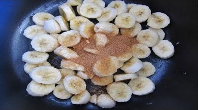 Arranca De Raíz La Bronquitis, El Asma y La Flemas Con Este Remedio A Base De Plátano Y Azúcar!