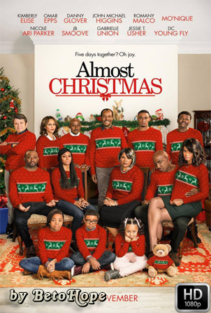 Almost Christmas [1080p] [Latino-Ingles] [MEGA]