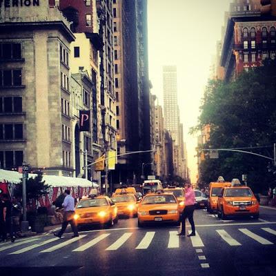 NEW YORK, NEW YORK // INSTAGRAM