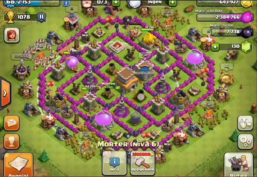 Introducing The Best Town Hall 8 Defense/Farming Base Layout/ Blog In Progress - Daily Gamer