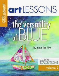 Art Lesson 2 BLUE