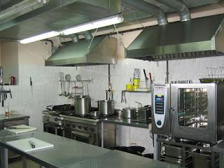 desain penghisap asap dapur