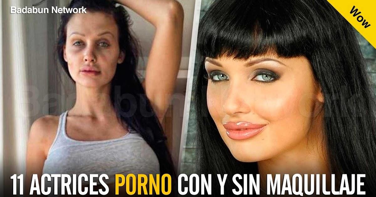 mujeres actrices cambio transformación maquillaje belleza estilo