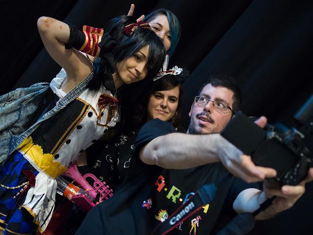 Expotaku 2016 Zaragoza cosplay
