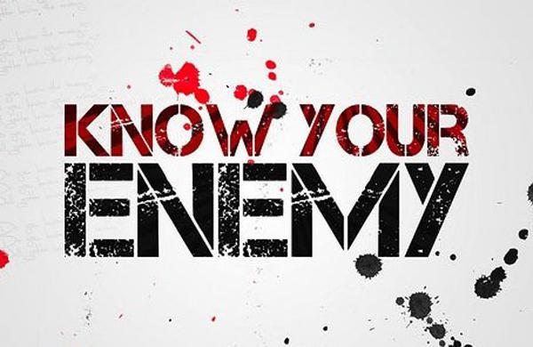 Berakhlak sekalipun terhadap musuh