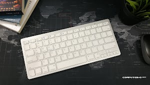 Wireless Bluetooth Keyboard MURAH