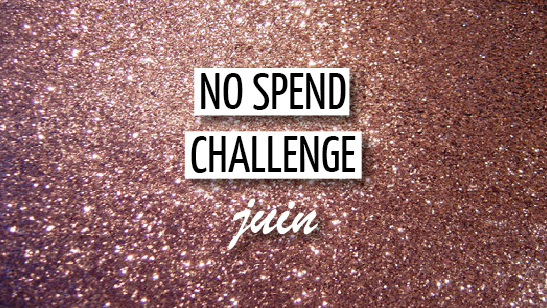 52 projets-no spend challenge