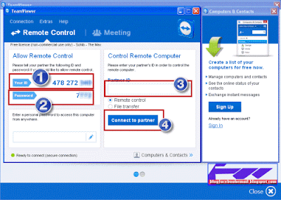 cara download teamviewer gratis