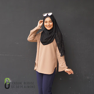 BLOUSE GC5014 3 Helai RM100 - SOLD OUT