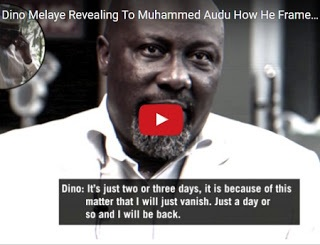 EXPOSED: Sen. Dino Melaye Caught In Another Tape Revealing How He Framed Suspects In Assassination Attempt