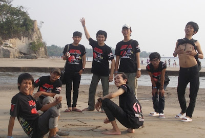 Serunya CDP Room Team di KACI