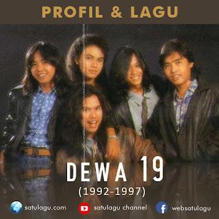 Profil Dewa 19 & Link Download Mp3 Semua Album