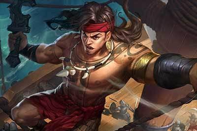Build Hero Lapu - Lapu Mobile Legends