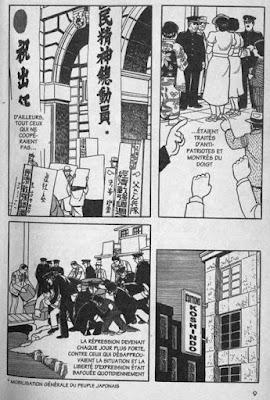 Tezuka, Osamu. L'Histoire des 3 Adolf, t.2, p.9 © Tonkam.