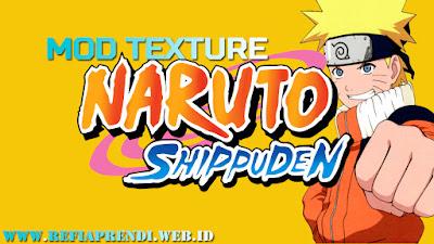 Kumpulan Mod Texture Naruto Shippuden Ultimate Ninja Impact PPSSPP For Android
