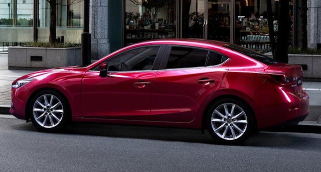 2017 Mazda 3 sedan