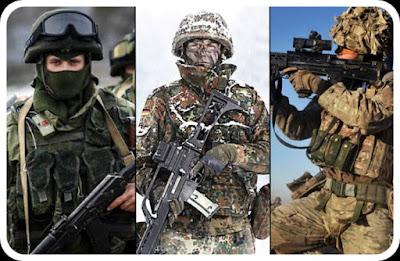 هل ولماذا الجيش الأمريكي أقوى جيش في العالم ؟وما هو ترتيب التنازلي لأقوى 13 دولة في العالم ؟