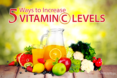 5 Effective Ways to Increase Vitamin C Levels - El Paso Chiropractor