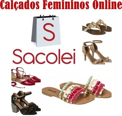 a2eaed6f4 Calçados femininos on-line no atacado e varejo!! - Jeito de Casa ...