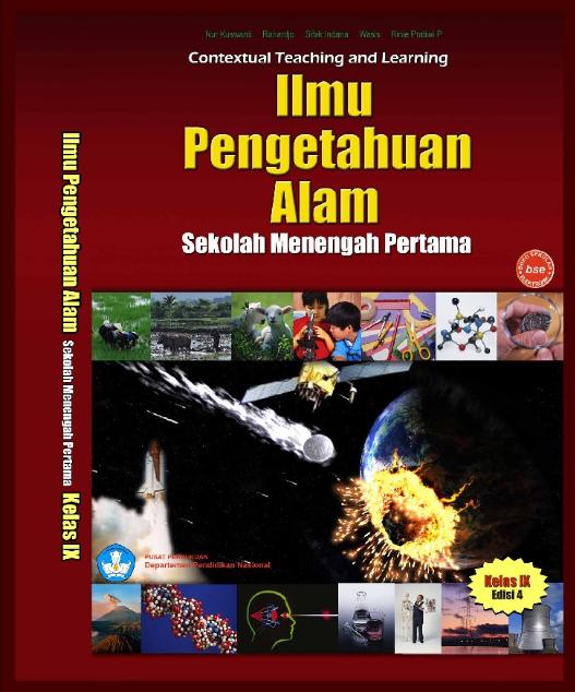 Download Buku Siswa KTSP SMP dan MTs Kelas 9 Ilmu Pengetahuan Alam