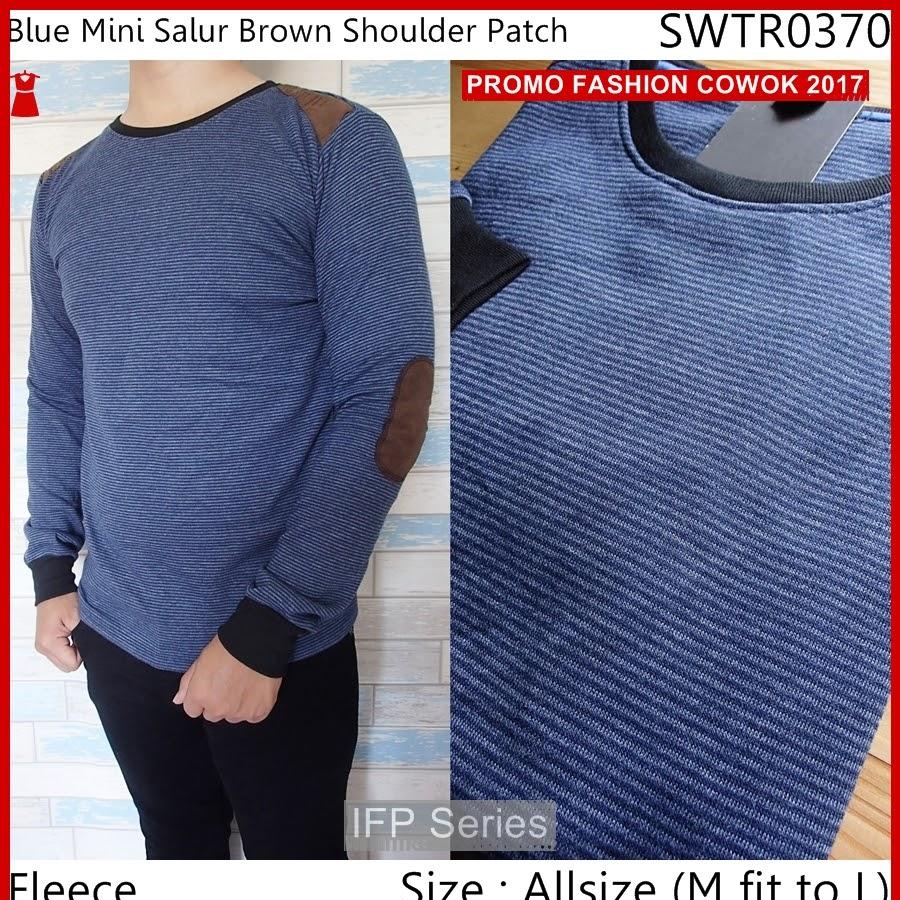 BIMFGP005 Shoulder Sweater Fashion Distro Pria PROMO