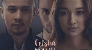 Lirik Lagu Rahasia - Geisha