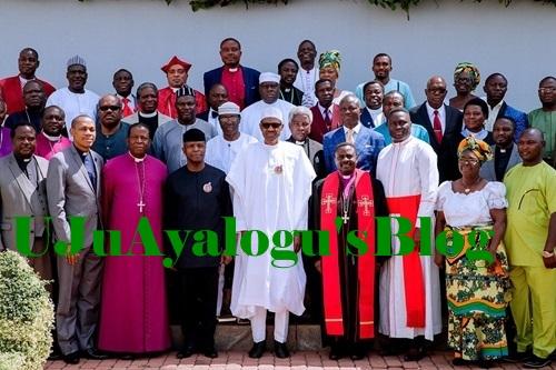 Go beyond party politics, CAN tells Buhari