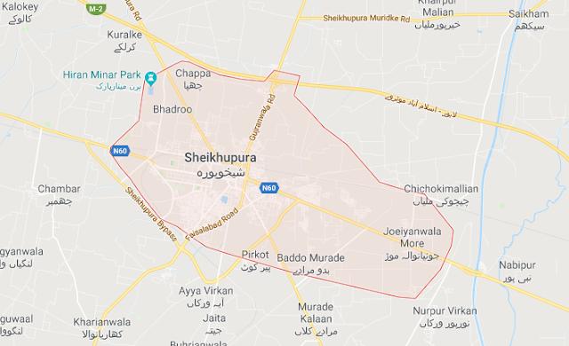 شیخوپورہ میں چودہ سالہ مسیحی لڑکی کا جبری مذہب تبدیلی اور نکاح