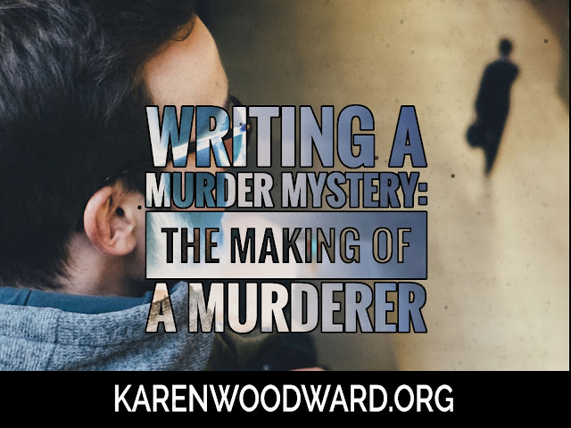 Writing a Murder Mystery: The Making of a Murderer