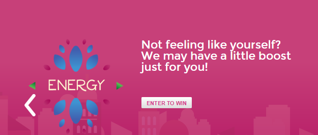 Instantly Win Prizes With Carefree!