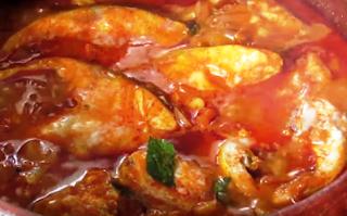 कोकोनट फिश करी रेसिपी - Coconut Fish Curry Recipe - How to Make Coconut Fish Curry Recipe at Home