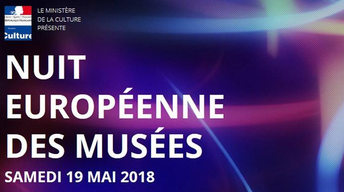 La nuit des musées 2018 à Lyon