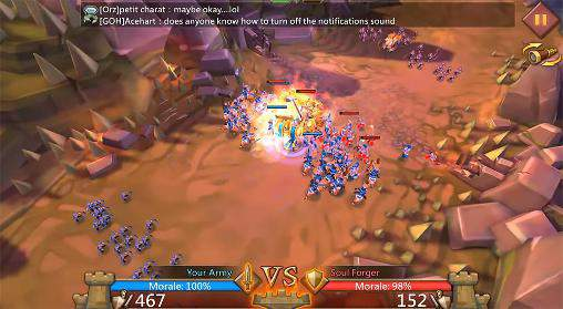 download lords mobile apk for android