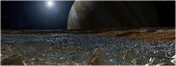 NASA fará revelação sobre descoberta de atividade em Europa, lua de Júpiter