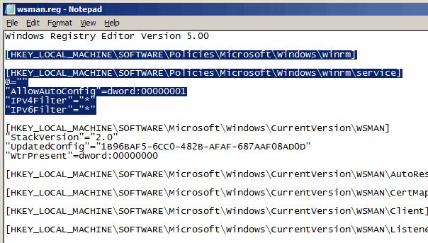 Solved by PowerShell: PowerShell: Enable PSRemoting Remotely