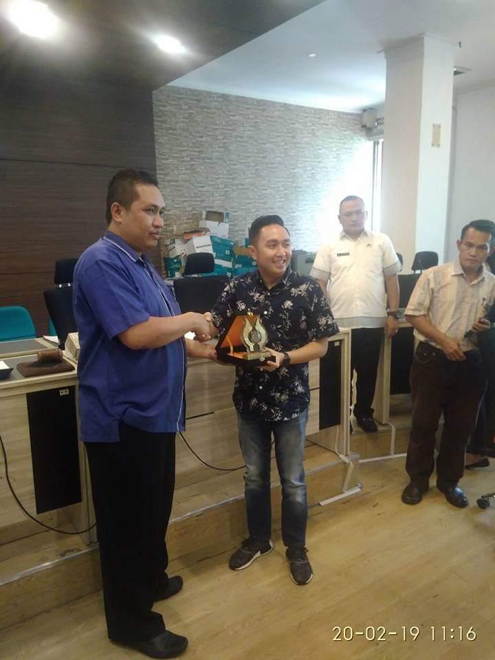 Ketua DPRD Fikar Azami Pimpin Kunker Alat Kelengkapan Dewan ke Kota Cimahi