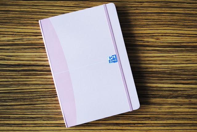 benodigdheden notitieboek