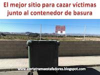 http://alertatramaestafadores2.blogspot.com/2016/03/el-mejor-sitio-para-cazar-victimas.html
