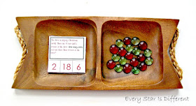 Christmas addition and subtraction word problem