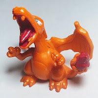 Charizard figure metallic version Tomy US